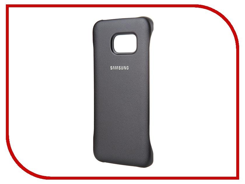 ��������� �����-�������� Samsung SM-G925 Galaxy S6 Edge Protective Cover Black EF-YG925BBEGRU