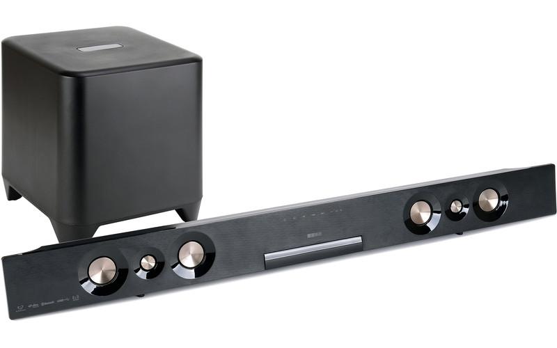 Звуковая панель InterStep SBS-350 IS-LS-SBSBS350B-000B201 от Pleer