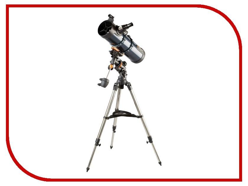 Телескоп Celestron AstroMaster 130 EQ 31045 телескоп celestron astromaster 76 eq 31035