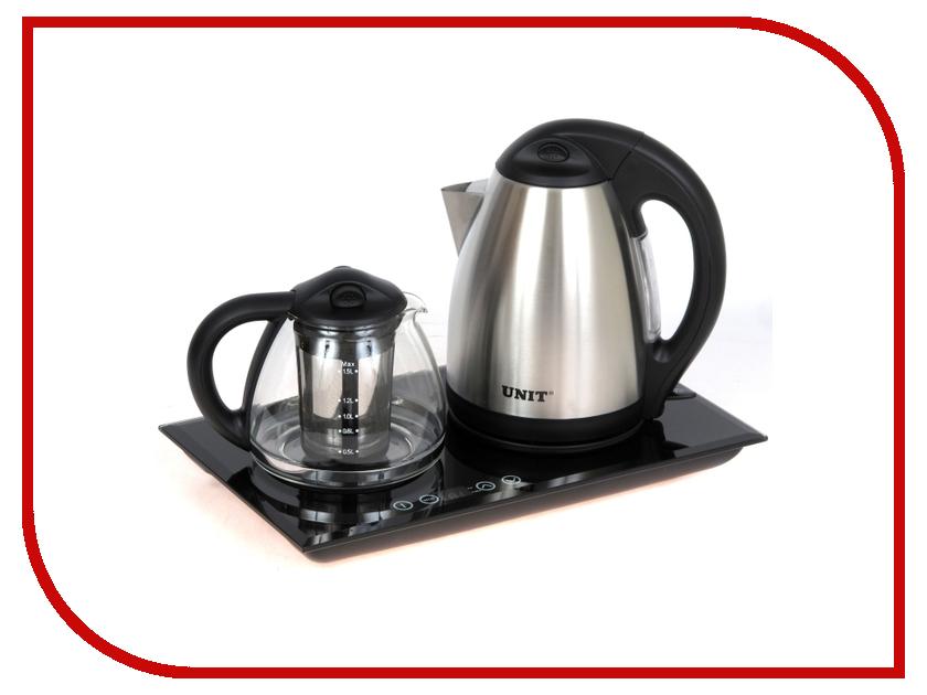 Чайник UNIT UEK-232 Black<br>