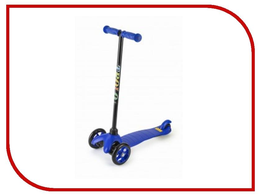 Самокат Trolo Mini UP Dark Blue trolo mini