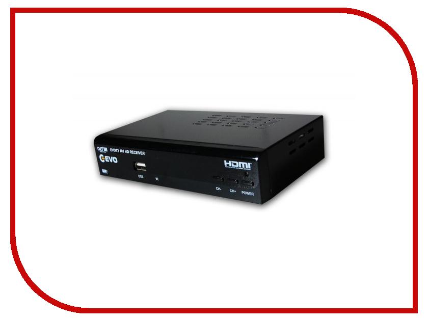 Тюнер EVO DVB T2