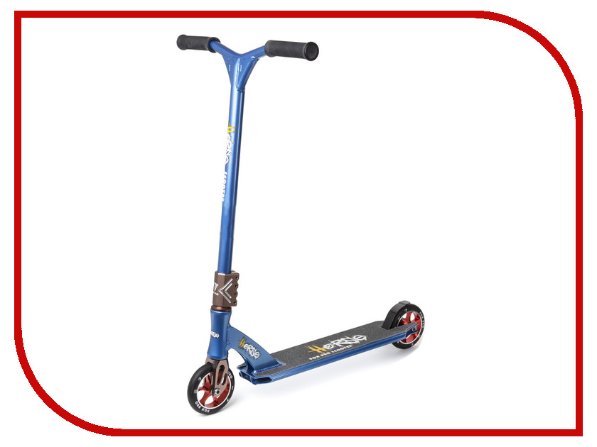 Самокат Fox Scooter Pro Horse Blue<br>