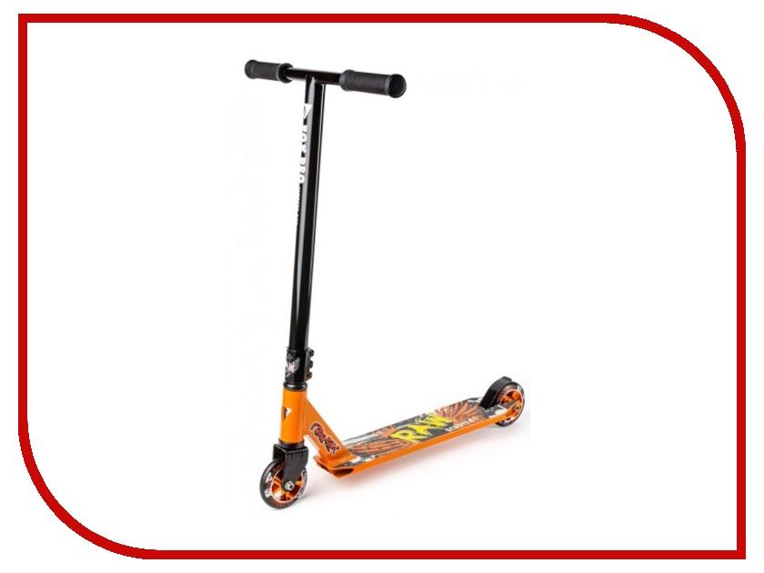 Самокат Fox Pro Raw-02 Orange самокат onlitop fox от 3636 blue 1693798
