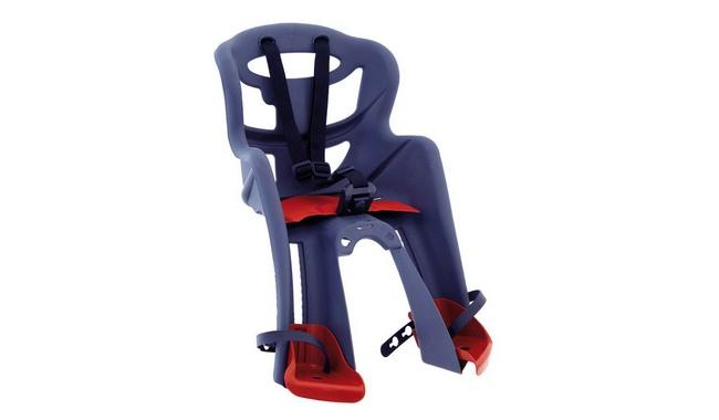 Велокресло Bellelli Tatoo HandleFix Dark-Blue 80121<br>