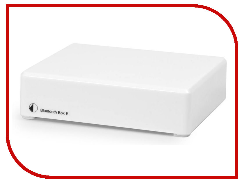 Усилитель Pro-Ject Bluetooth Box E White<br>