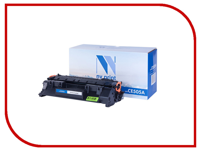 все цены на Картридж NV Print CE505A для LJ P2035/P2055