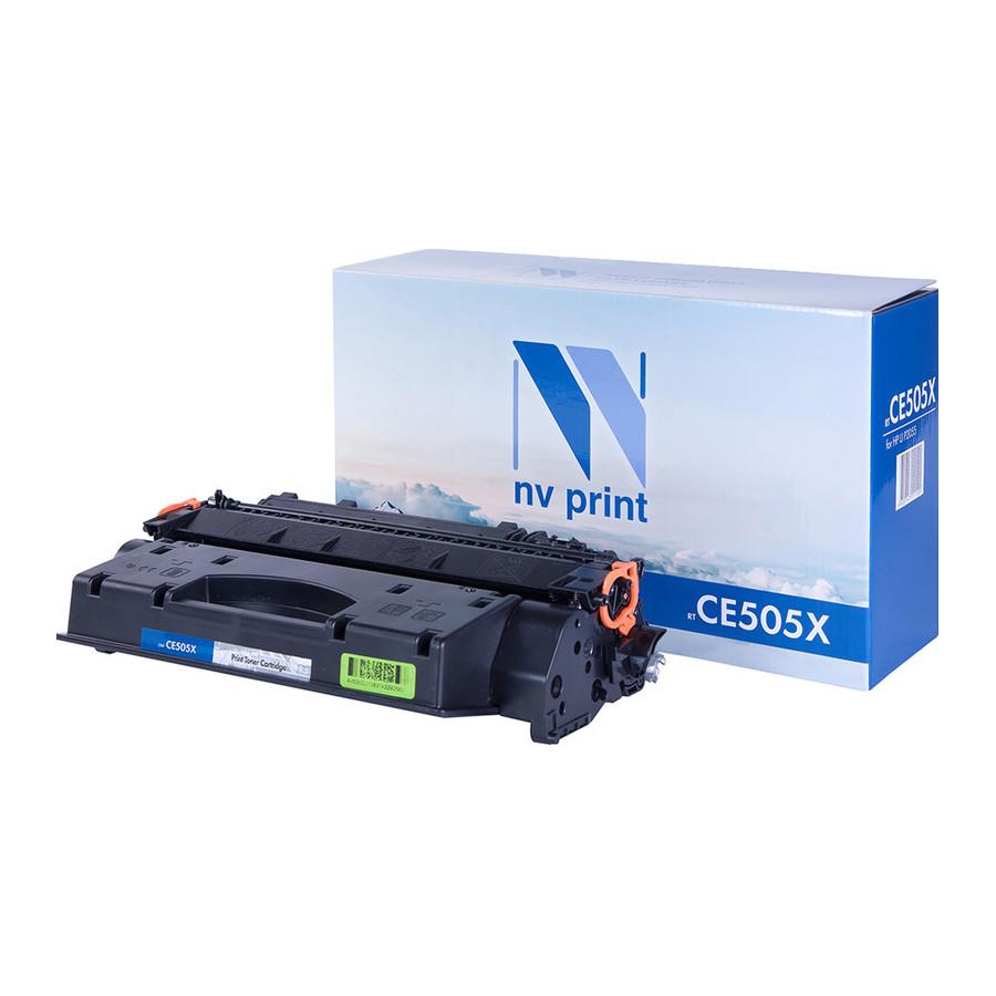 Картридж NV Print CE505X для LJ P2055