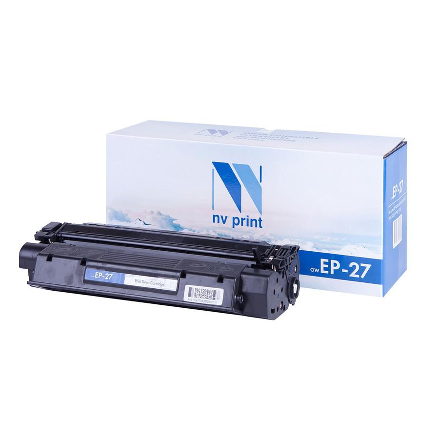 Картридж NV Print EP-27 для LBP 3200/MF5630/5650/3110/5730/5750/5770