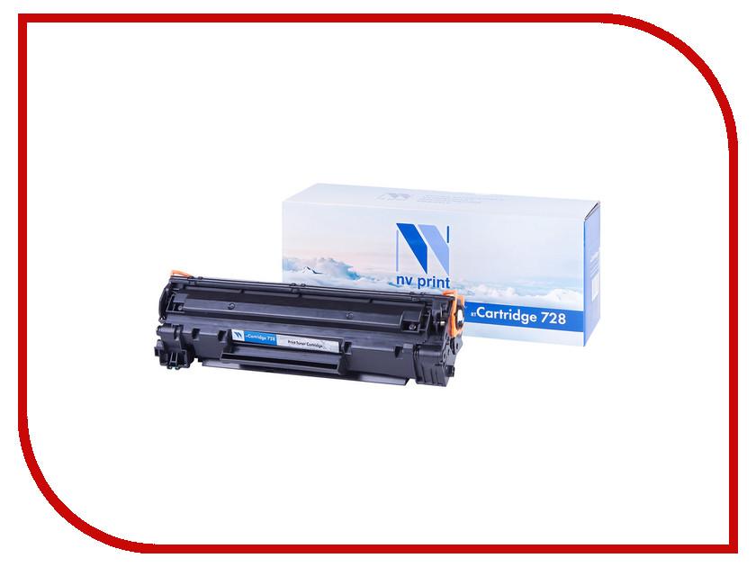 Фото - Картридж NV Print 728 для MF4410/MF4430/MF4450/MF4550d/MF4570dn/MF4580d картридж canon 728 для i sensys mf4410 mf4430 mf4450 mf4550d mf4570dn mf 4580dn чёрный 2100 страниц