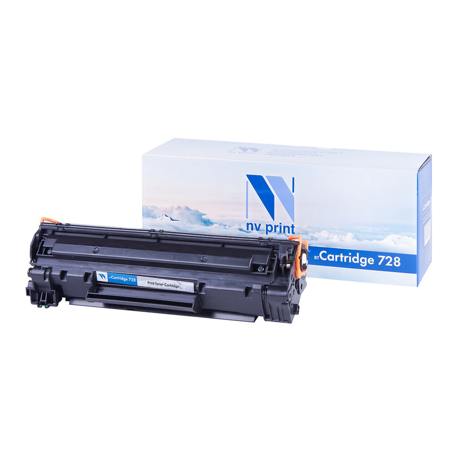Картридж NV Print 728 для MF4410/MF4430/MF4450/MF4550d/MF4570dn/MF4580d