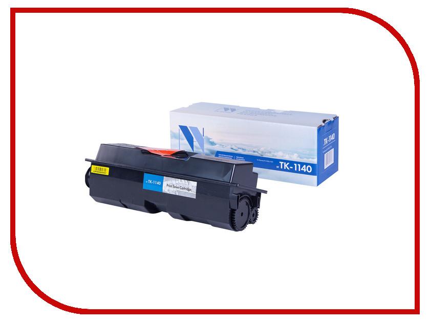 Картридж NV Print TK-1140 для FS 1035/1135 чехол для asus zenfone go zb500kg skinbox 4people silicone chrome border case золотистый
