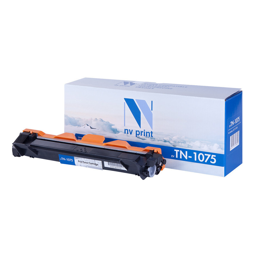 Картридж NV Print для Brother DCP-1510R/TN-1075T/DCP-1512R/DCP-1612WR/HL-1210WR