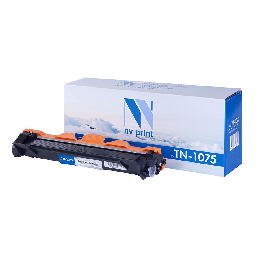 Картридж NV Print TN-1075T для Brother, совместимый картридж nv print 106r01524 для