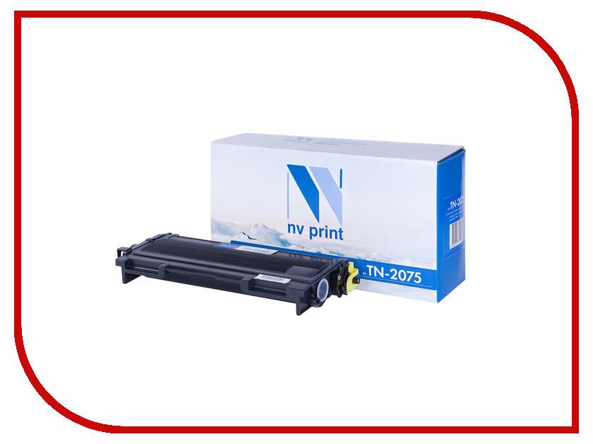 Картридж NV Print TN-2075 для HL2030/2040/2070N/MFC7420/7820N картридж для принтера nv print для hp cf403x magenta