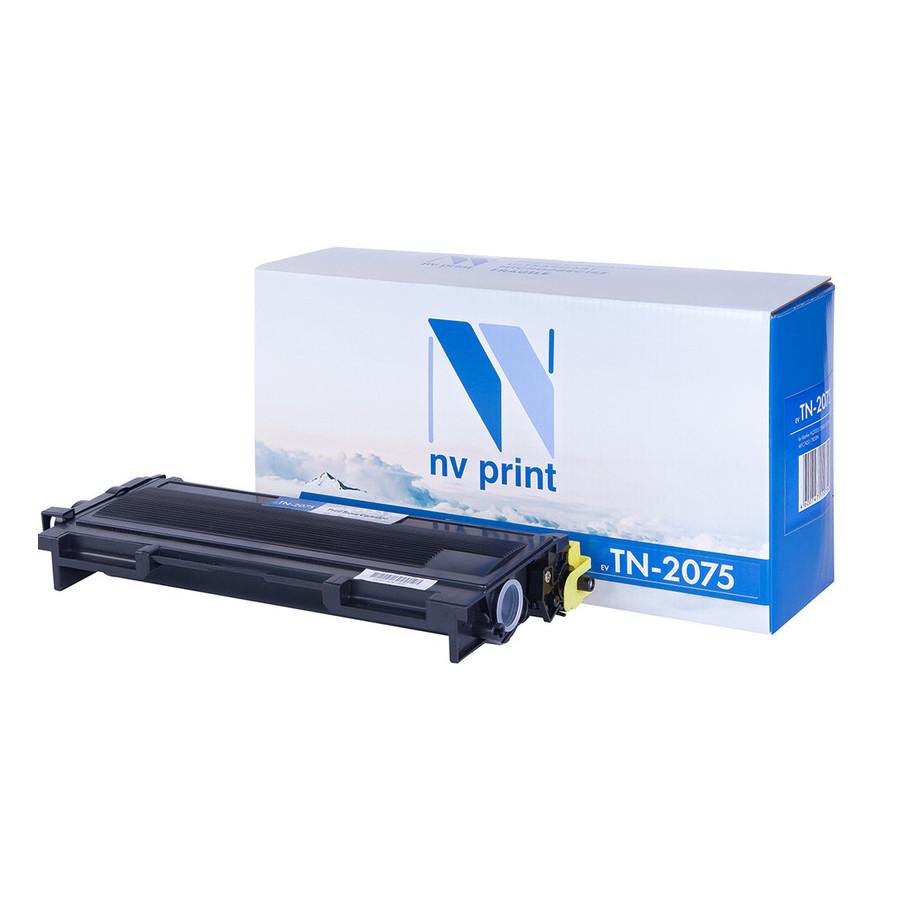 Картридж NV Print TN-2075 для HL2030/2040/2070N/MFC7420/7820N картридж cactus tn 2075 cs tn2075