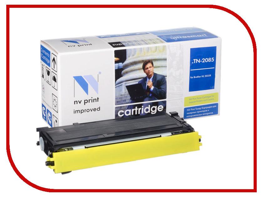 Картридж NV Print TN-2085 для HL 2035 картридж nv print для samsung sl m2620 2820 2870 3000k nv mltd115l