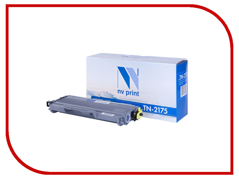 Картридж NV Print Brother TN-2175 для HL2140/2150/2170/DCP7030/7045/MFC7320 2600k<br>