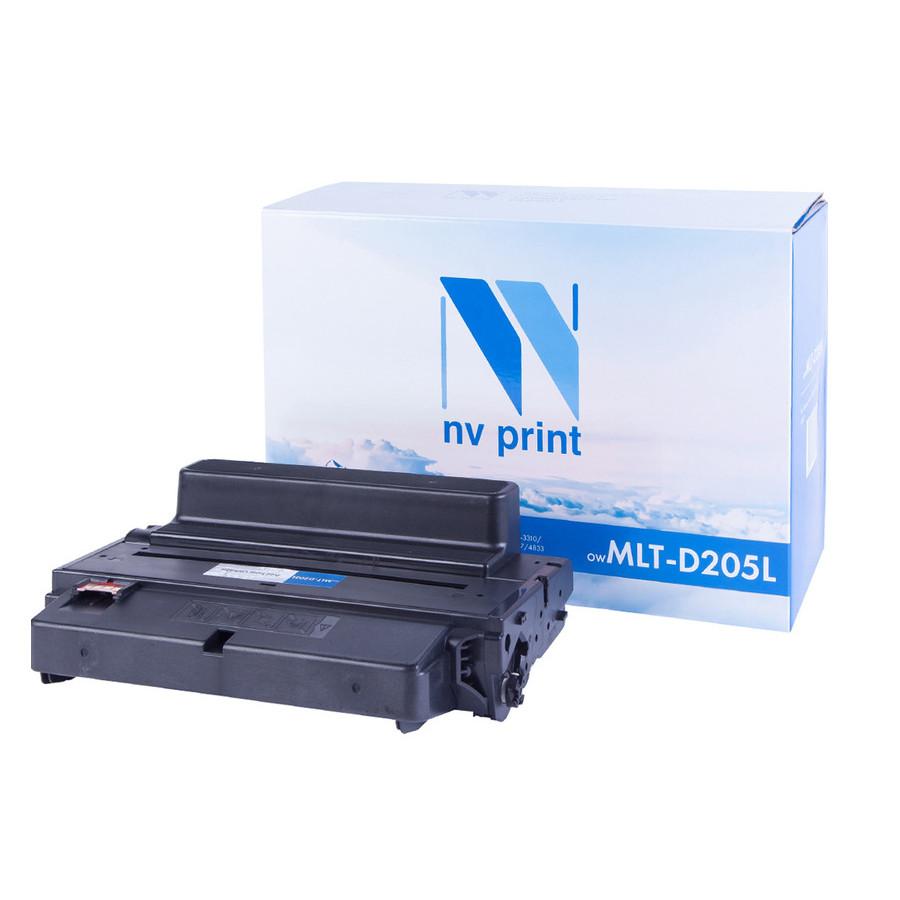 Картридж NV Print MLT-D205L для ML-3310/3710/SCX-5637/4833