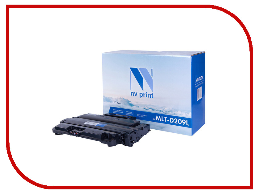 Картридж NV Print MLT-D209L для SCX 4824/4828/ML2855 d19 sbd6943 nv