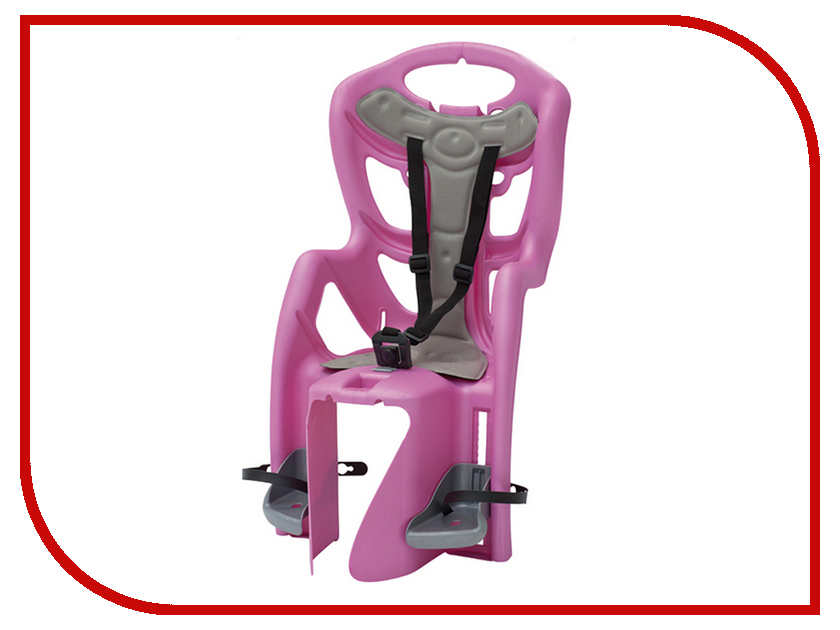 Велокресло Bellelli Pepe Clamp Pink 80022<br>