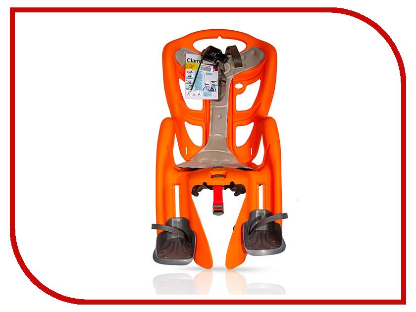Велокресло Bellelli Pepe Clamp Orange 80073<br>