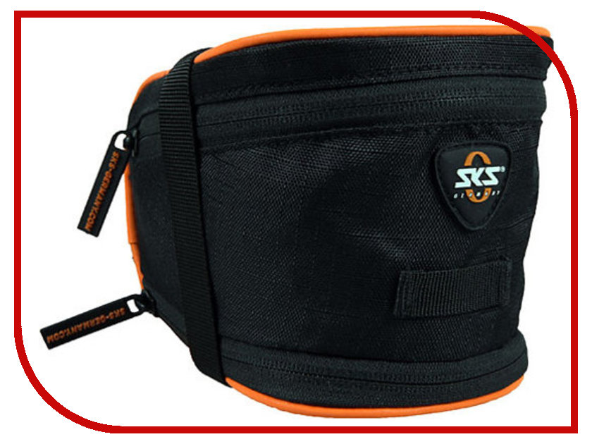 Велосумка SKS Base Bag XXL Orange 10360SKS