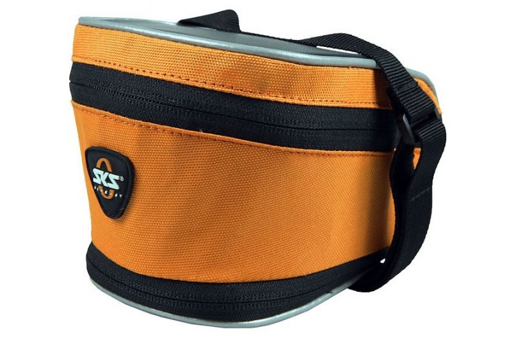 Велосумка SKS Base Bag XL Orange 10358SKS дашков сергей борисович юстиниан