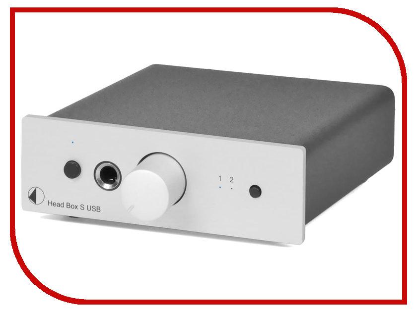 Усилитель Pro-Ject HEAD BOX S USB Silver защитное стекло для highscreen easy s s pro
