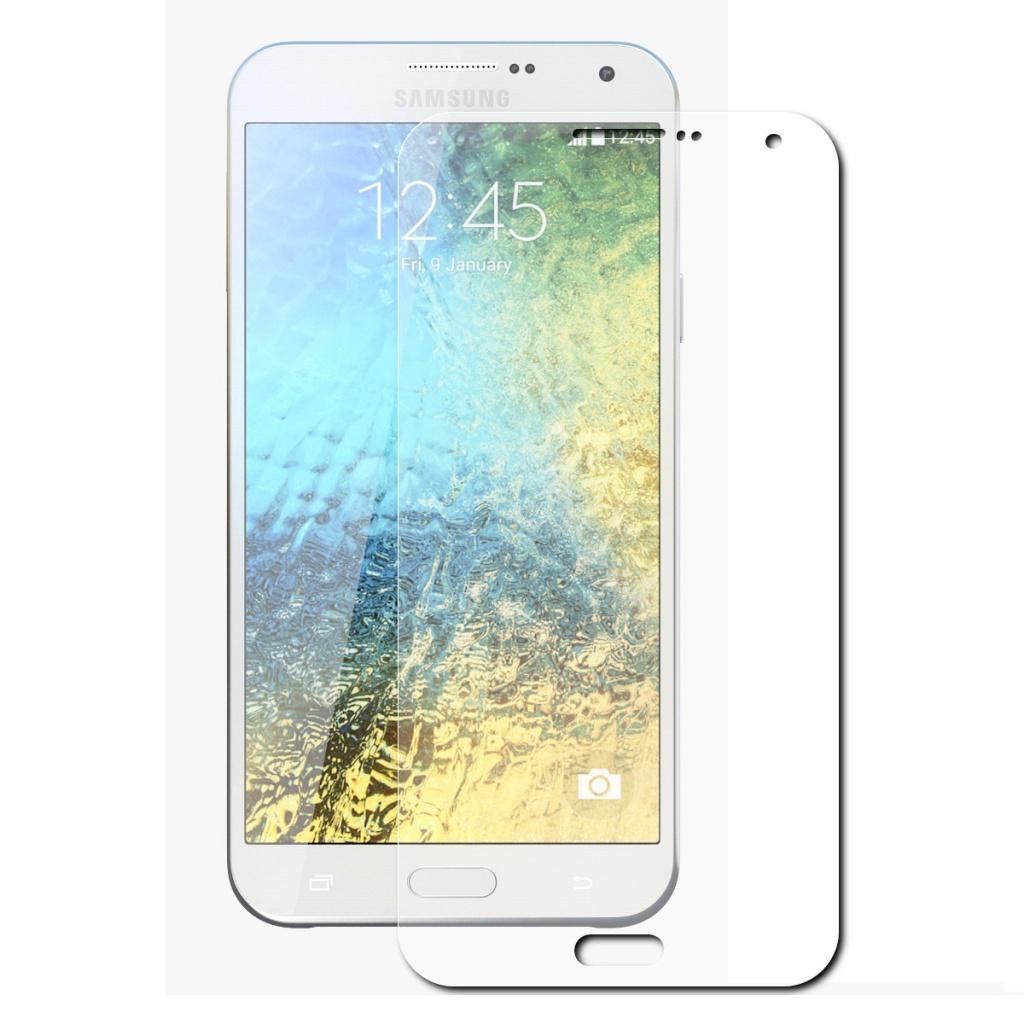 Аксессуар Стекло противоударное Samsung SM-E700 Galaxy E7 Ainy 0.33mm