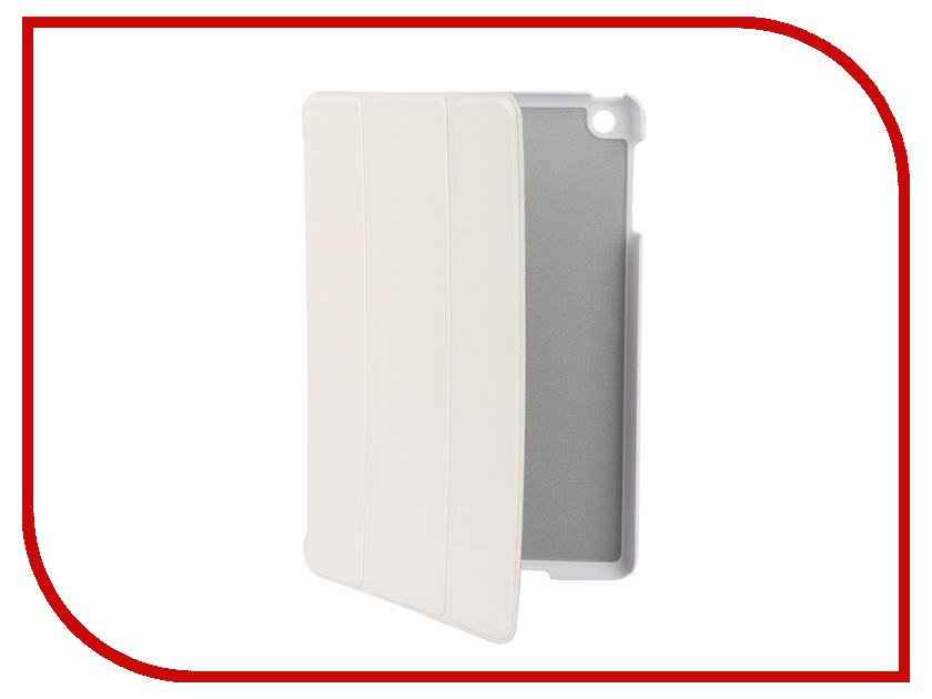 Аксессуар Чехол Tutti Frutti Smart Skin for iPad mini White TF 101702