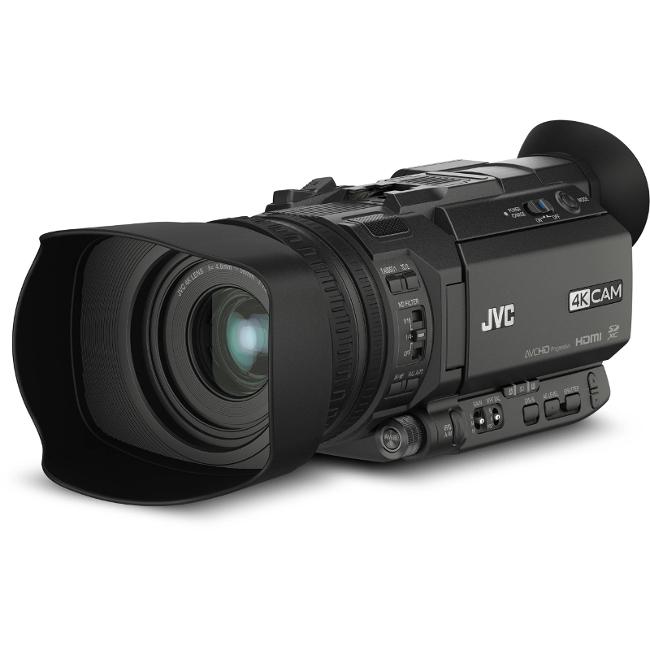Видеокамера JVC GY-HM170<br>