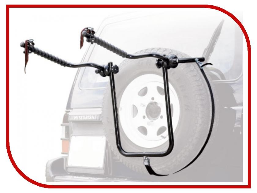 Крепление для перевозки на автомобиле Peruzzo Bike Carrier 4x4 30mm 500387<br>