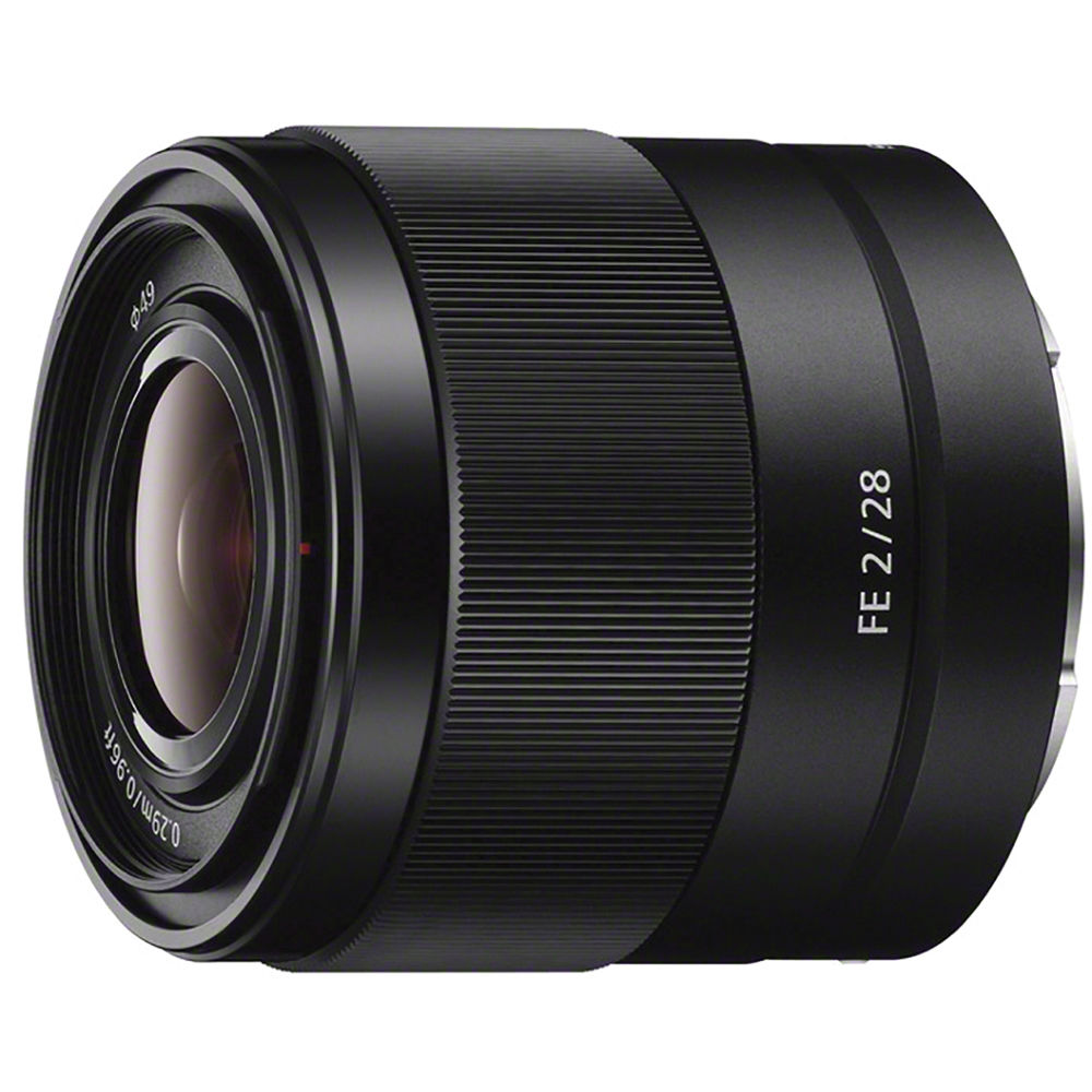 Объектив Sony SEL-28F20 28 mm f/2 for NEX