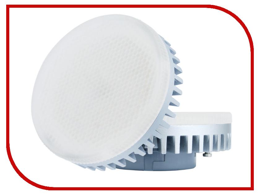 Лампочка Ecola LED 8.5W GX53 Tablet 220V 4200K матовое стекло T5NV85ELC<br>