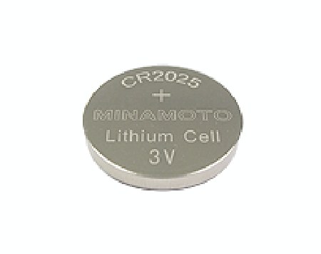 CR2025 - MINAMOTO CR2025 3V (1 штука)