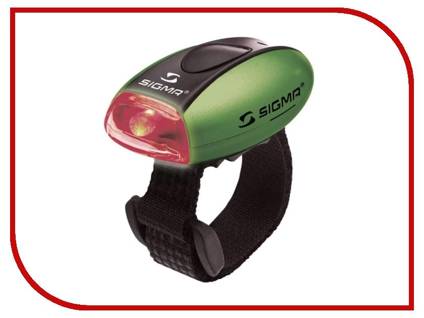 Велофонарь Sigma Micro Green-Red 17233