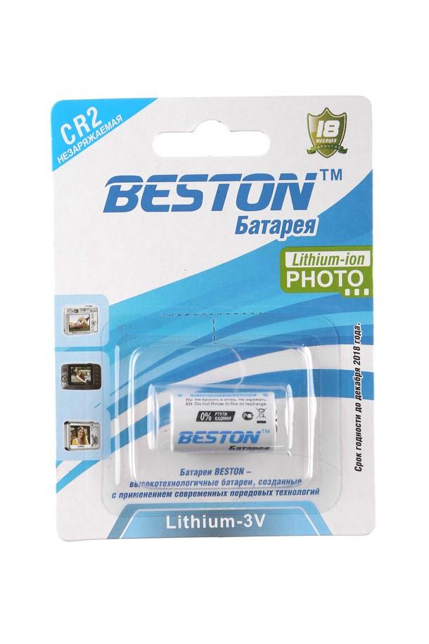 Батарейка CR2 - BESTON CR2 3V BL1 (1 штука)<br>