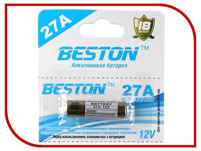 Батарейка 27A - BESTON 27A 12V (1 штука)