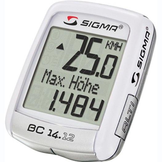 цена на Велокомпьютер Sigma Sport BC 14.12 04150