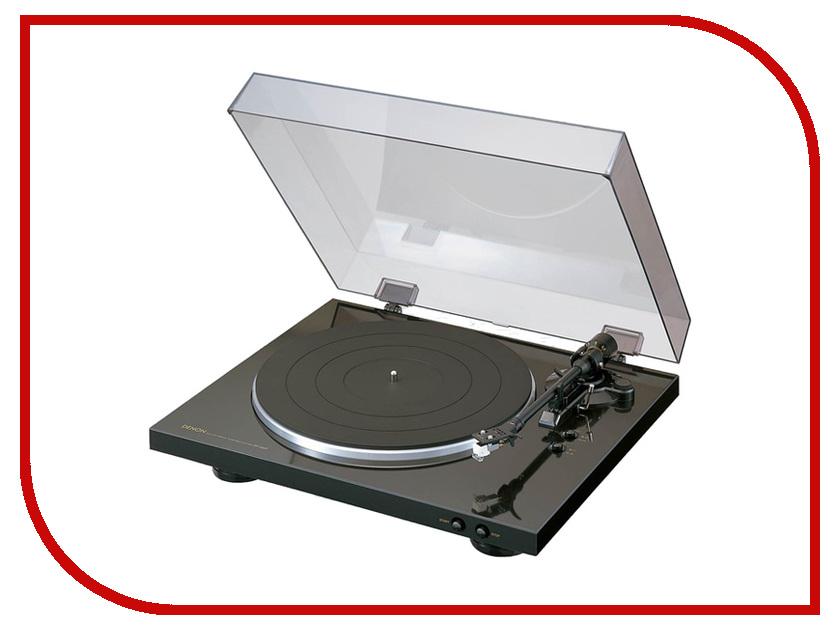 Проигрыватель виниловых дисков Denon DP-300F Black<br>