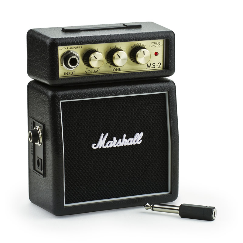 Комбо-усилитель Marshall MS-2 Micro Amp Black