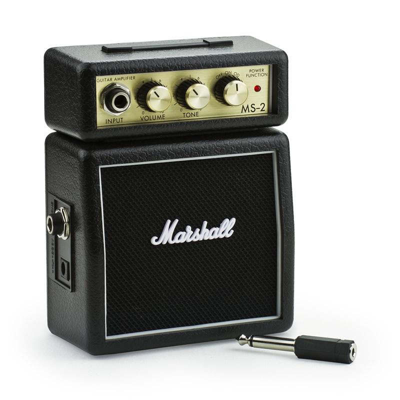 Комбо-усилитель Marshall MS-2 Micro Amp Black 2015 ms