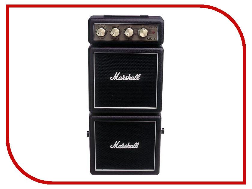 Комбо-усилитель Marshall MS-4 Micro Stack комбо для гитары marshall jvm205c