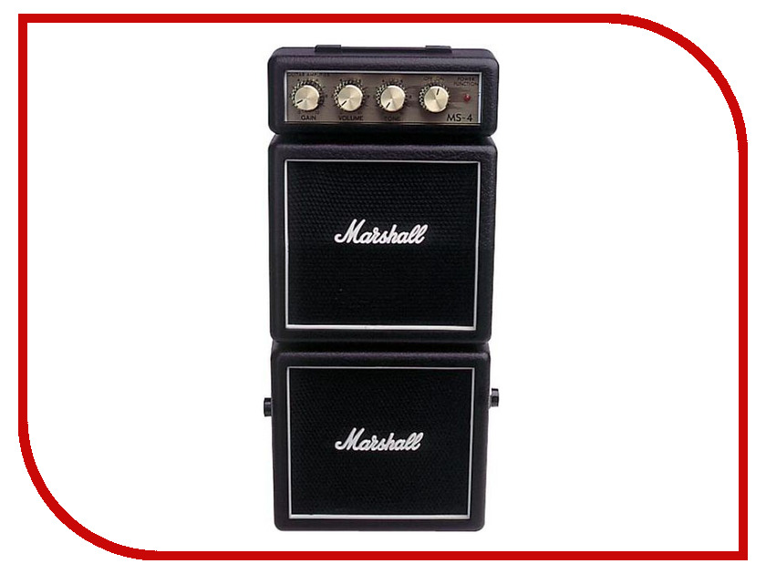 Комбо-усилитель Marshall MS-4 Micro Stack