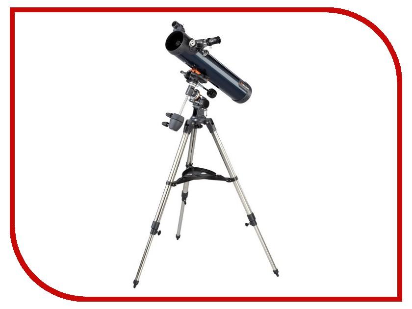 Телескоп Celestron AstroMaster 76 EQ 31035 celestron powerseeker 70 az телескоп рефрактор