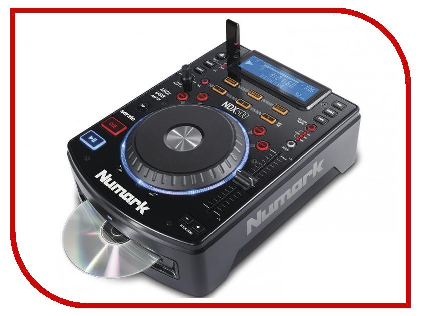 CD-проигрыватель Numark NDX500 numark dj2go