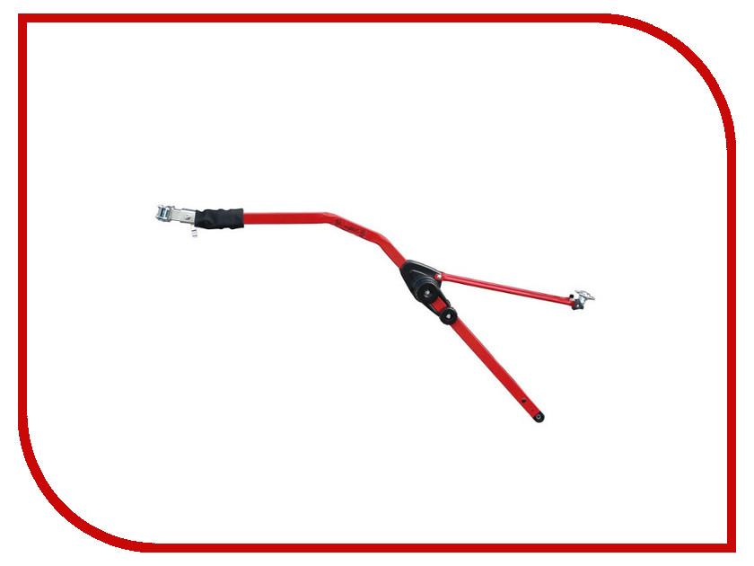 Багажник Peruzzo Trail Angel Red 500300-R - Перекладина для буксировки детского велосипеда<br>