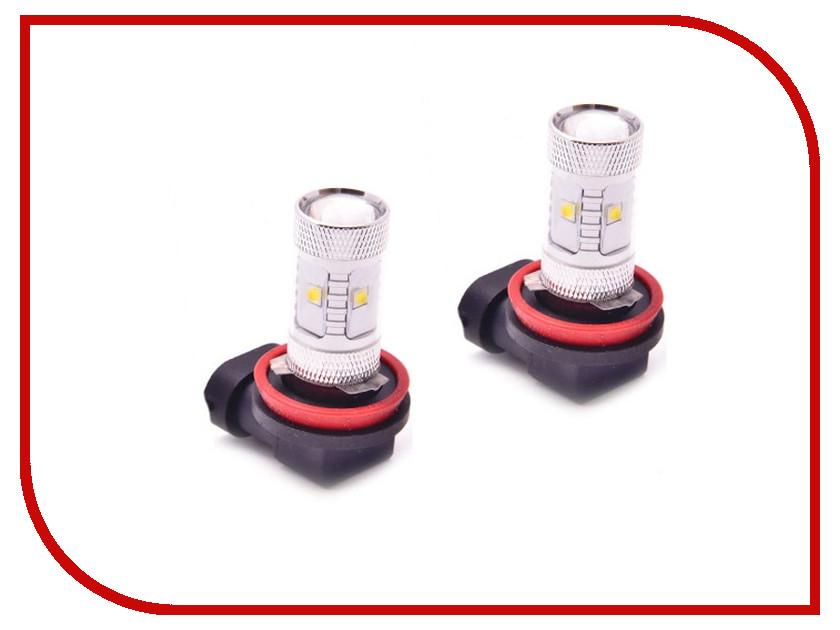 Лампа DLED H11 6 Epistar HP 3062
