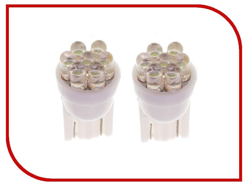 Лампа DLED T10 W5W 7 Dip-Led 598 (2 штуки)